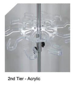 Endoscope 3rd Tier system
